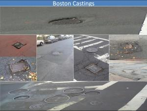 Boston: rethinking road castings