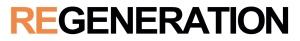 logo regeneration