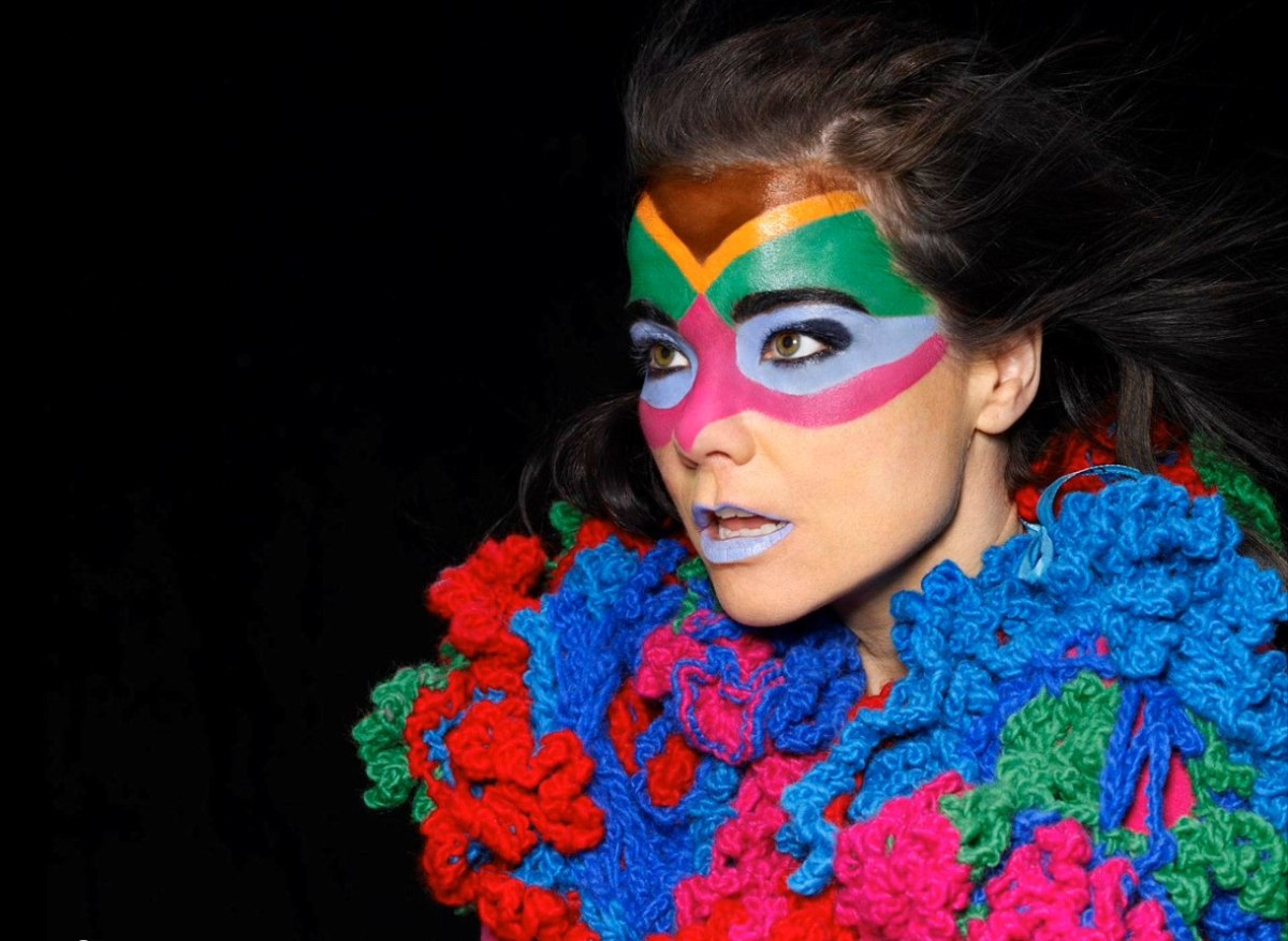 Innovation in music. 8. Björk's Biophilia