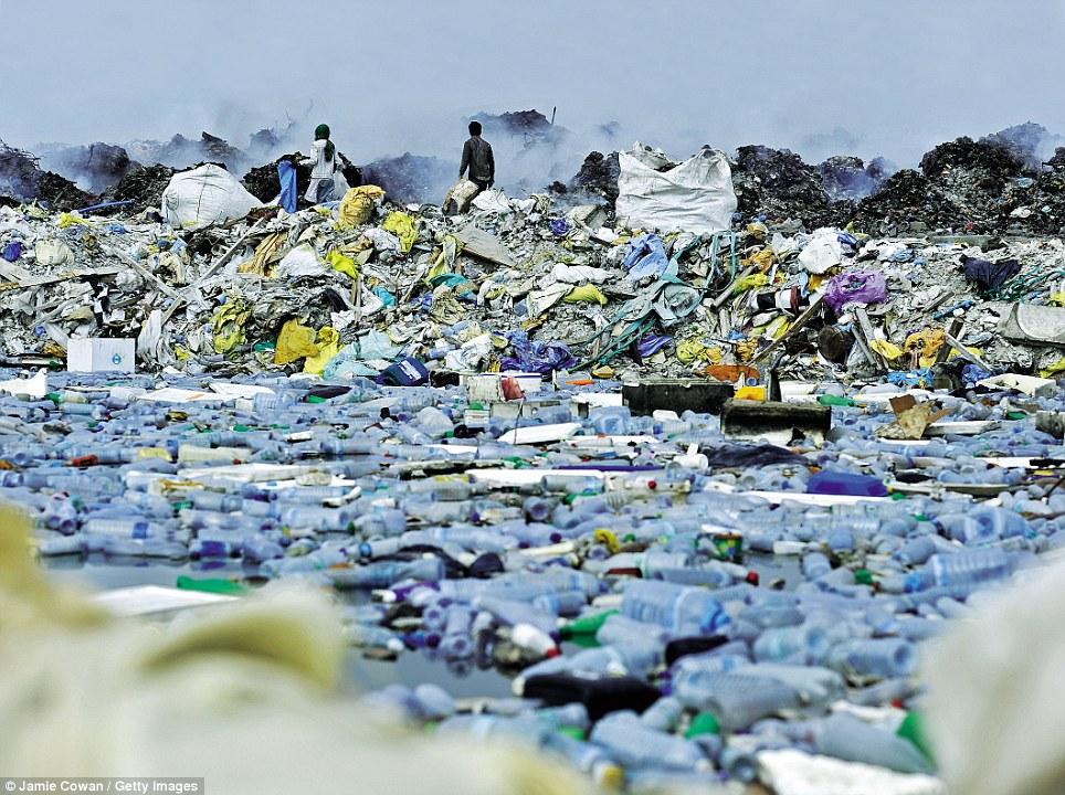 Rubbish Island.