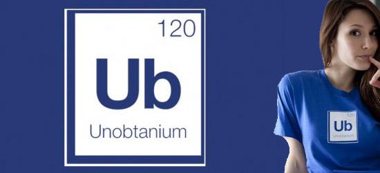 Obtain the Unobtainium.