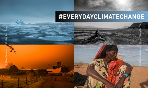 #EverydayClimateChange