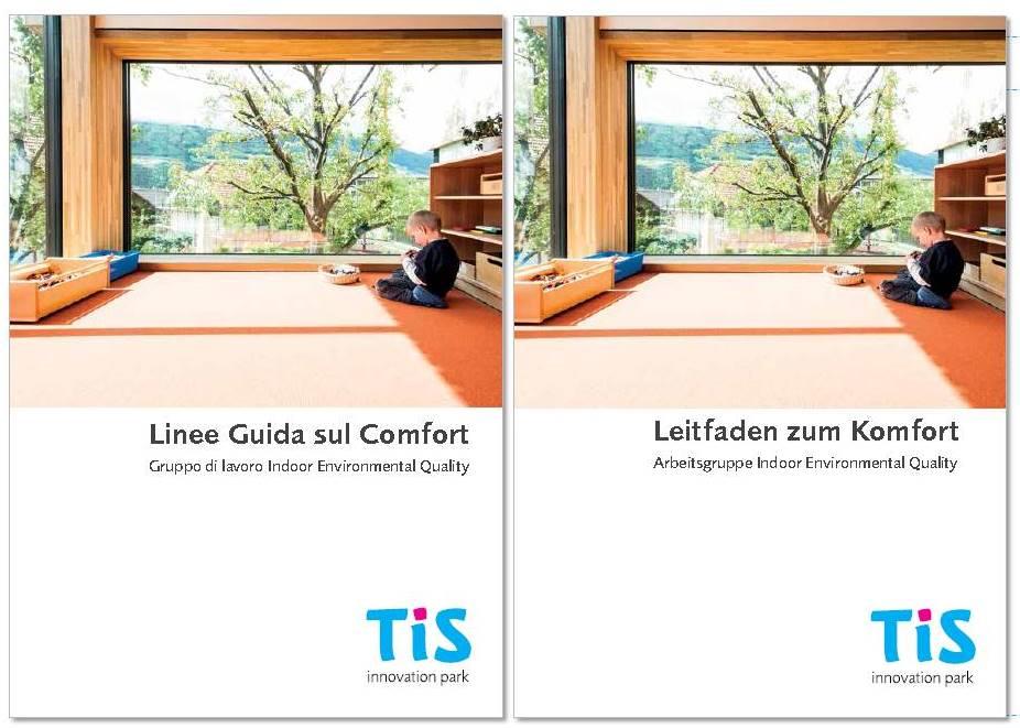 Linee Guida sul Comfort: ora invendita.