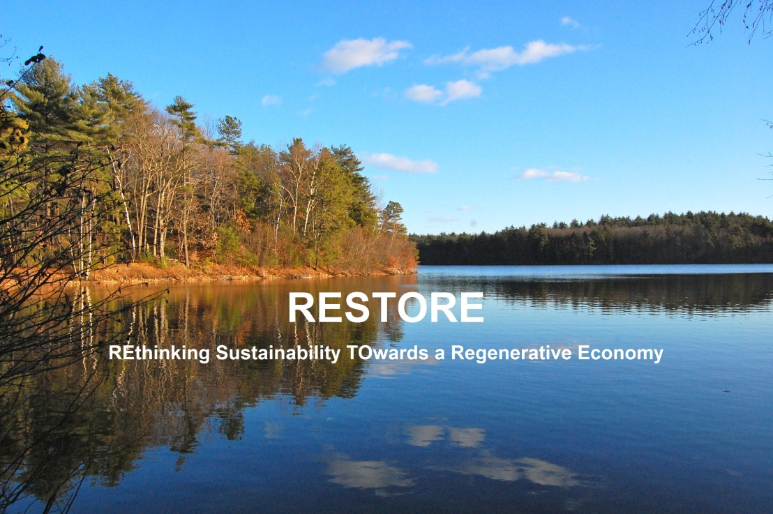 RESTORE | REthinking Sustainability TOwards a Regenerative Economy