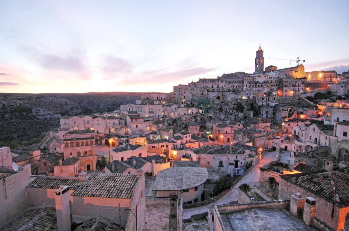 Living Communities a Matera.