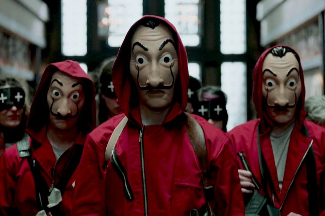 "Lezioni di project management da ""La casa de papel"" – 1."