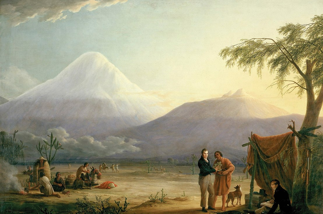 Discovering Alexander vonHumboldt